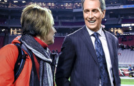 Cris Collinsworth speaks on broadcasting NFL games with HBO Sports
