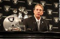 Oakland Raiders introduce Jack Del Rio as head coach (Full Press Conference)