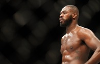 Jon Jones checks into rehab after positive drug test