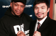 Manny Pacquiao interview with Sway In The Morning (Speaks on Floyd fight status)