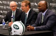 New York Jets introduce Todd Bowles & Mike Maccagnan