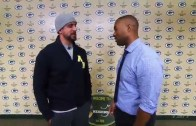 Cabbie interview with Aaron Rodgers (Part 2)