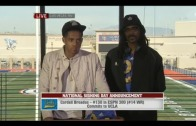 Cordell Broadus (Snoop Dogg's son) commits to UCLA Bruins