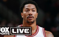 Not Again: Derrick Rose out with Torn Meniscus