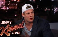 Rob Gronkowski speaks on Super Bowl fight with Jimmy Kimmel