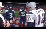 Wow: Madden 15 simulation predicts correct score & winner of Super Bowl XLIX