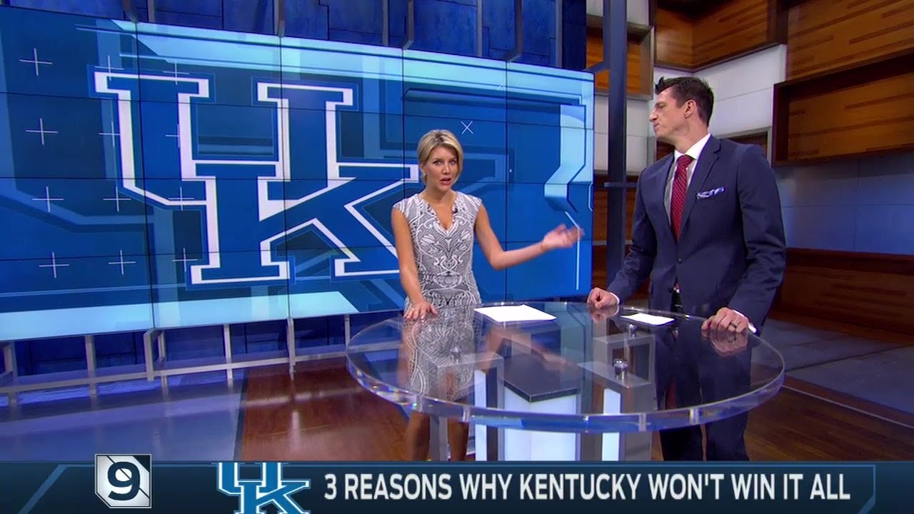 3 reasons why Kentucky might not win it all