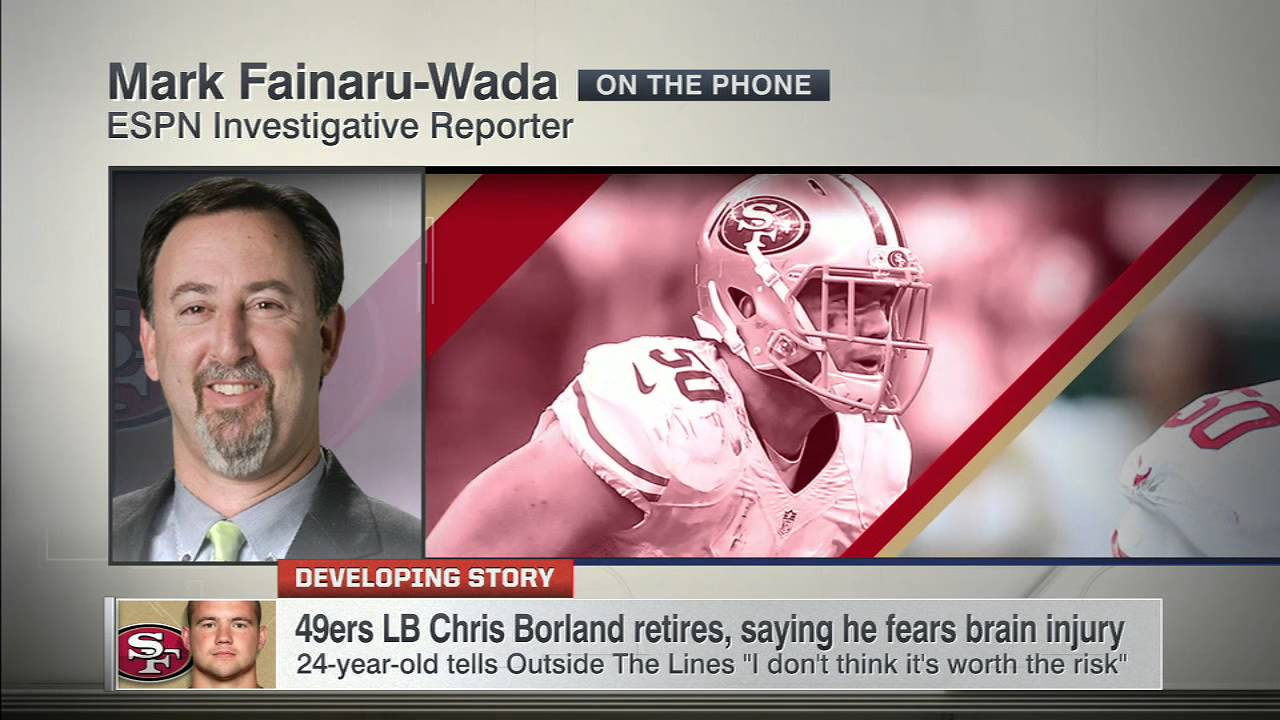 Another Shocker: 49ers LB Chris Borland retires at age 24