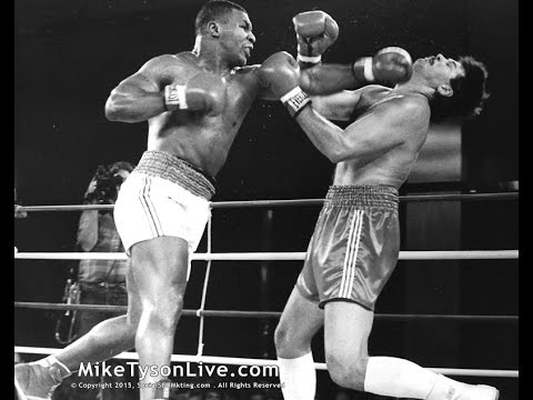Best Mike Tyson knockouts (57 Minutes of Highlights)