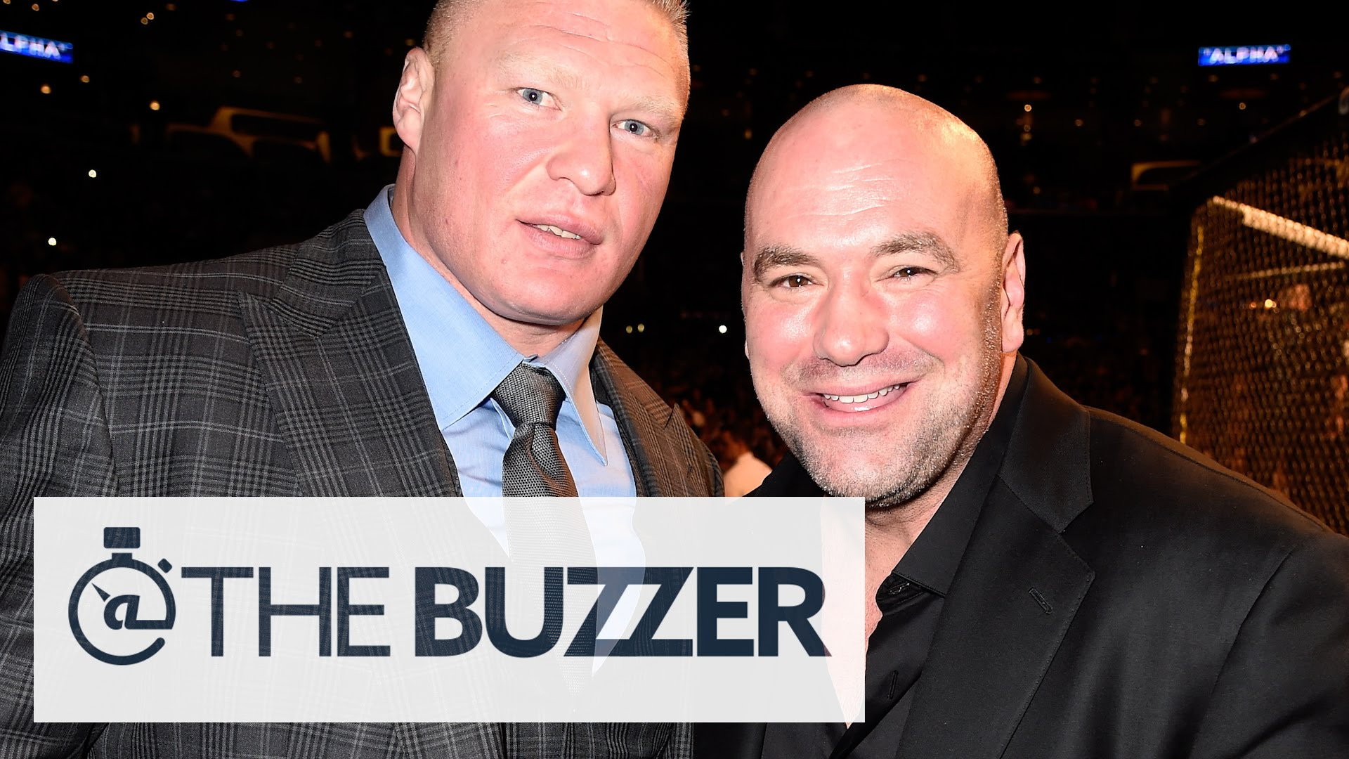 Dana White's reaction to Brock Lesnar's decision to re-sign with WWE