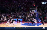 DeAndre Jordan doesn't shoot & Chris Paul screams at him
