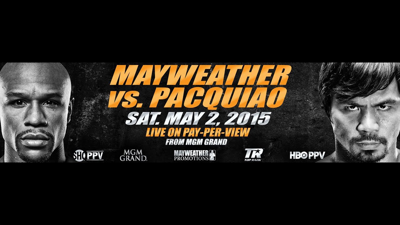 Floyd Mayweather vs. Manny Pacquiao Kickoff Press Conference (Full Press Conference)
