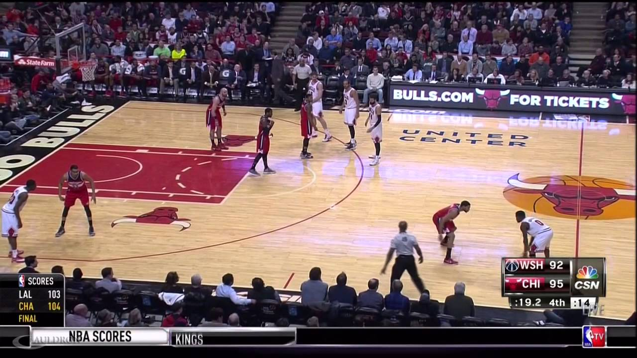 Foolery of the Week: Otto Porter in his own mind & forgets to play defense