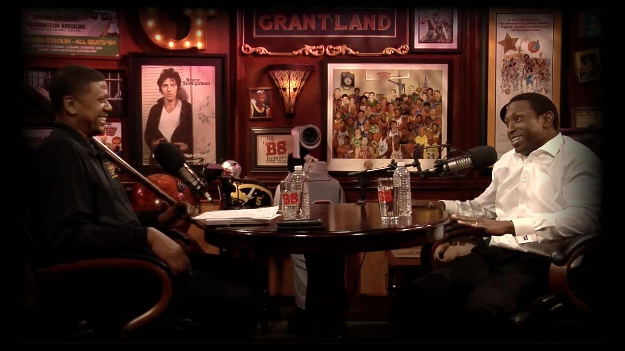 Jalen Rose interviews Avery Johnson (speaks on Dirk, 1999 NBA finals, Johnson's career)