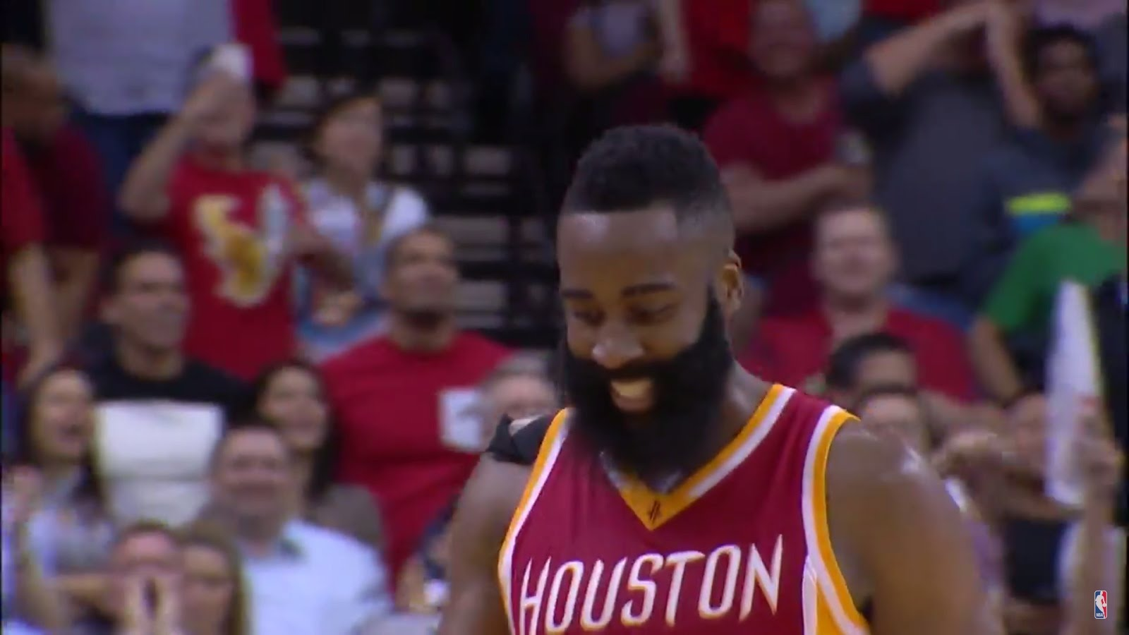 James Harden drops a career high 50 points