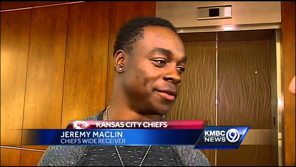 Jeremy Maclin: It's awesome to be back in Missouri