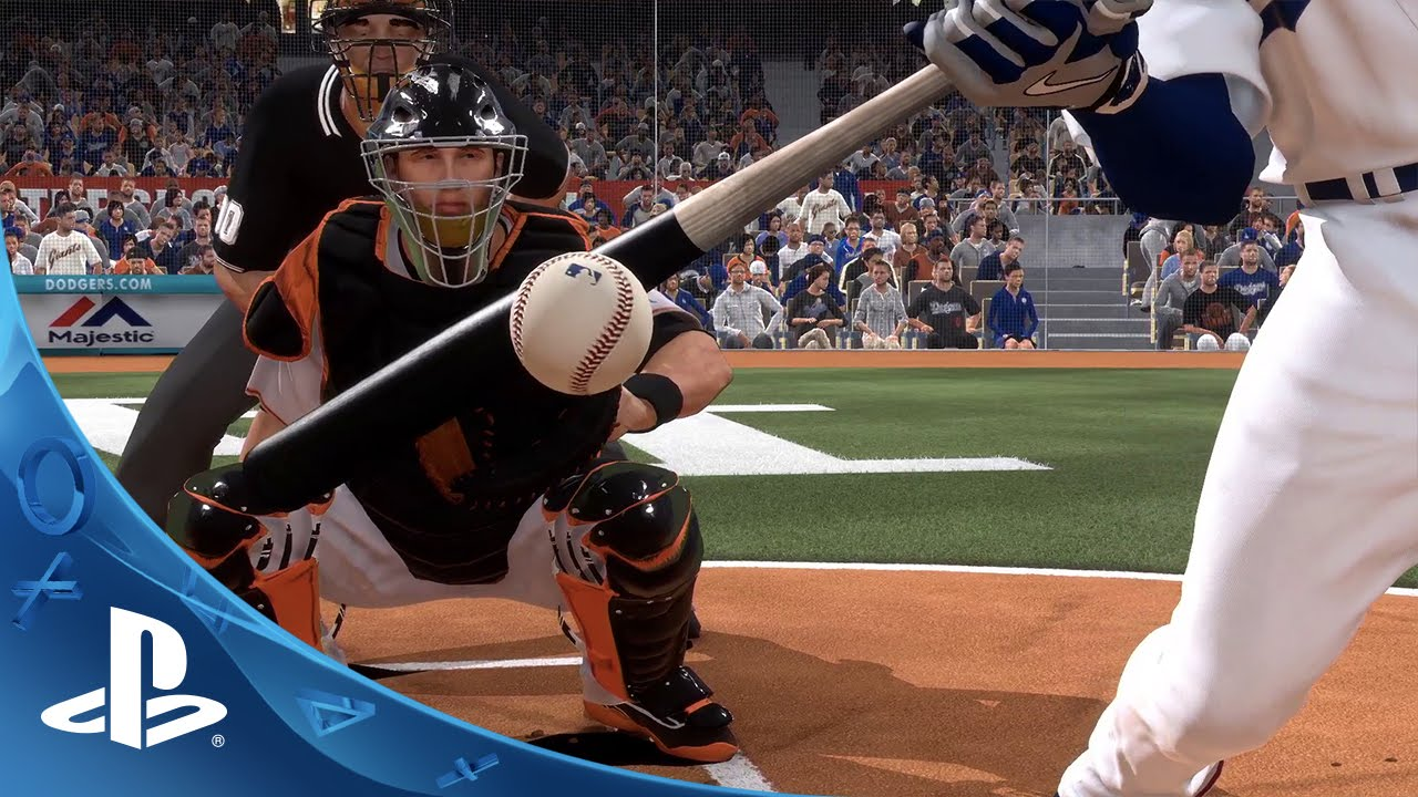 MLB The Show 2015 trailer (Available March 31st, 2015)