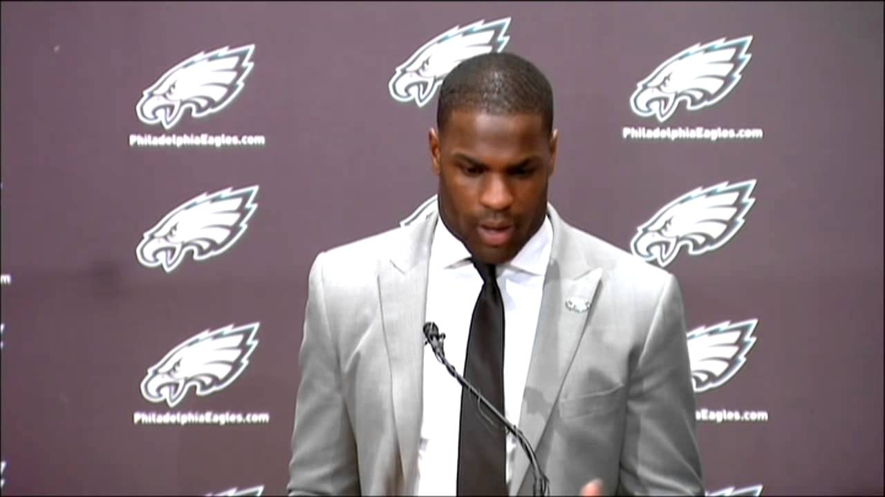 Philadelphia Eagles introduce DeMarco Murray