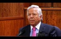 Robert Kraft testifies at Aaron Hernandez murder trial (Part 1)