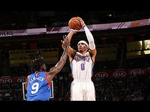 Russell Westbrook posts monstrous line of 49 points, 16 rebounds & 10 assists