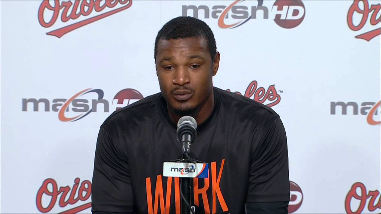 Adam Jones talks about the healing process for the city of Baltimore