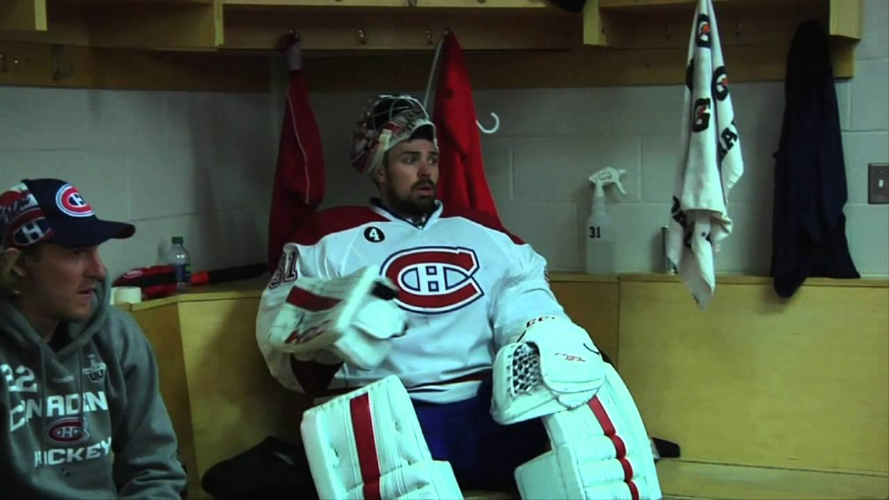 Canadiens' Carey Price given silent treatment for shutout