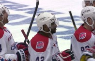 Fan throws beer at Capitals Brooks Orpik