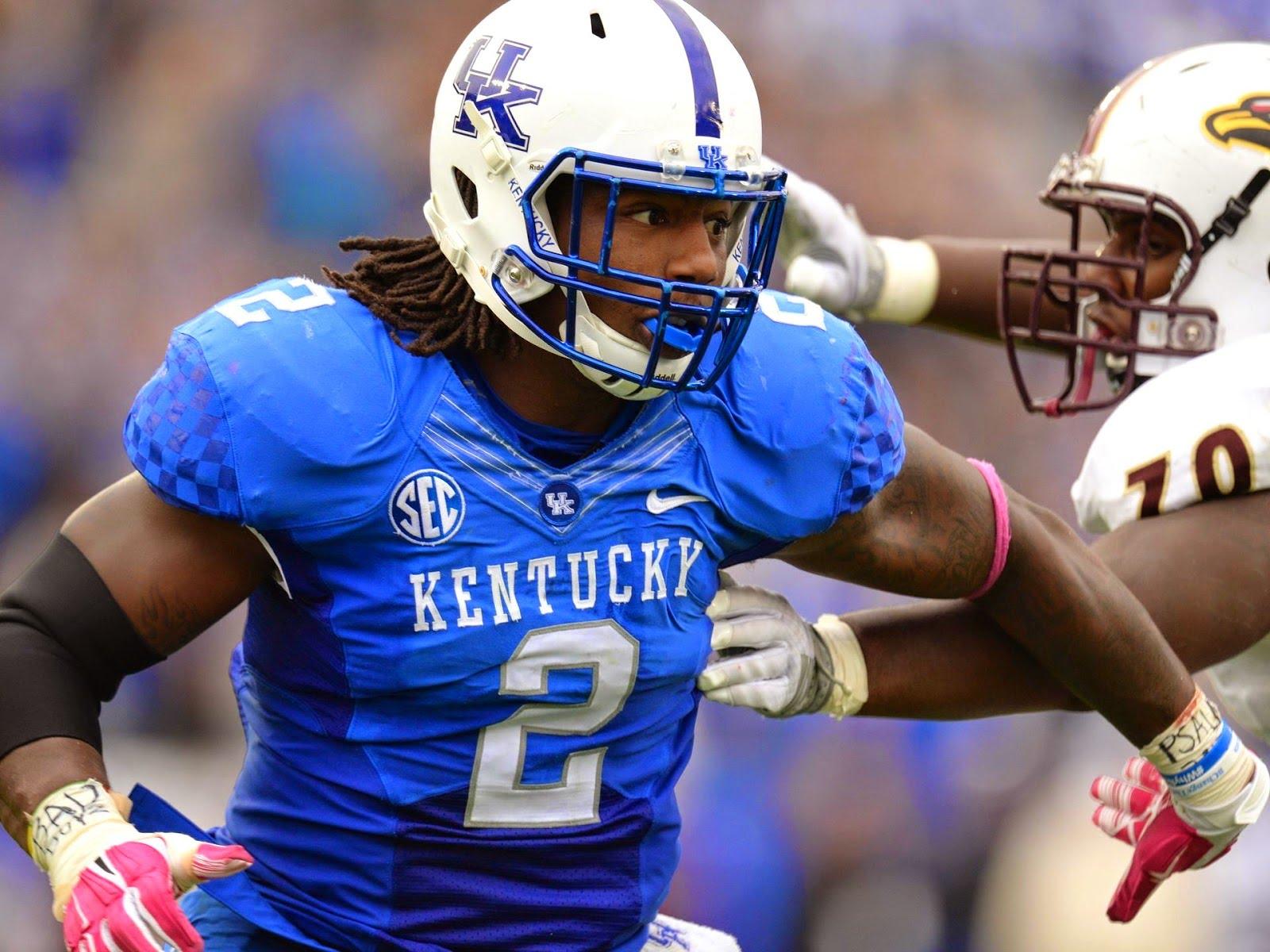 Fanatics View Draft Profile: Alvin Dupree (DE/OLB - Kentucky)