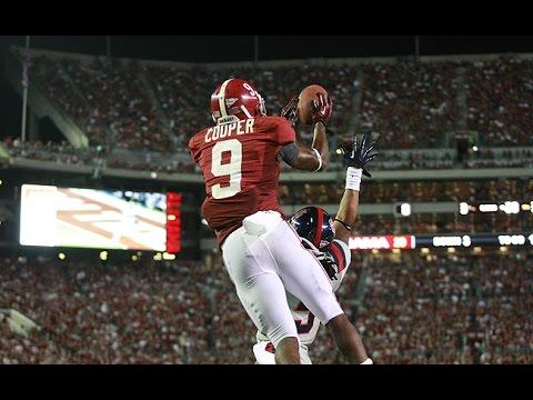 Fanatics View Draft Profile: Amari Cooper (WR - Alabama)