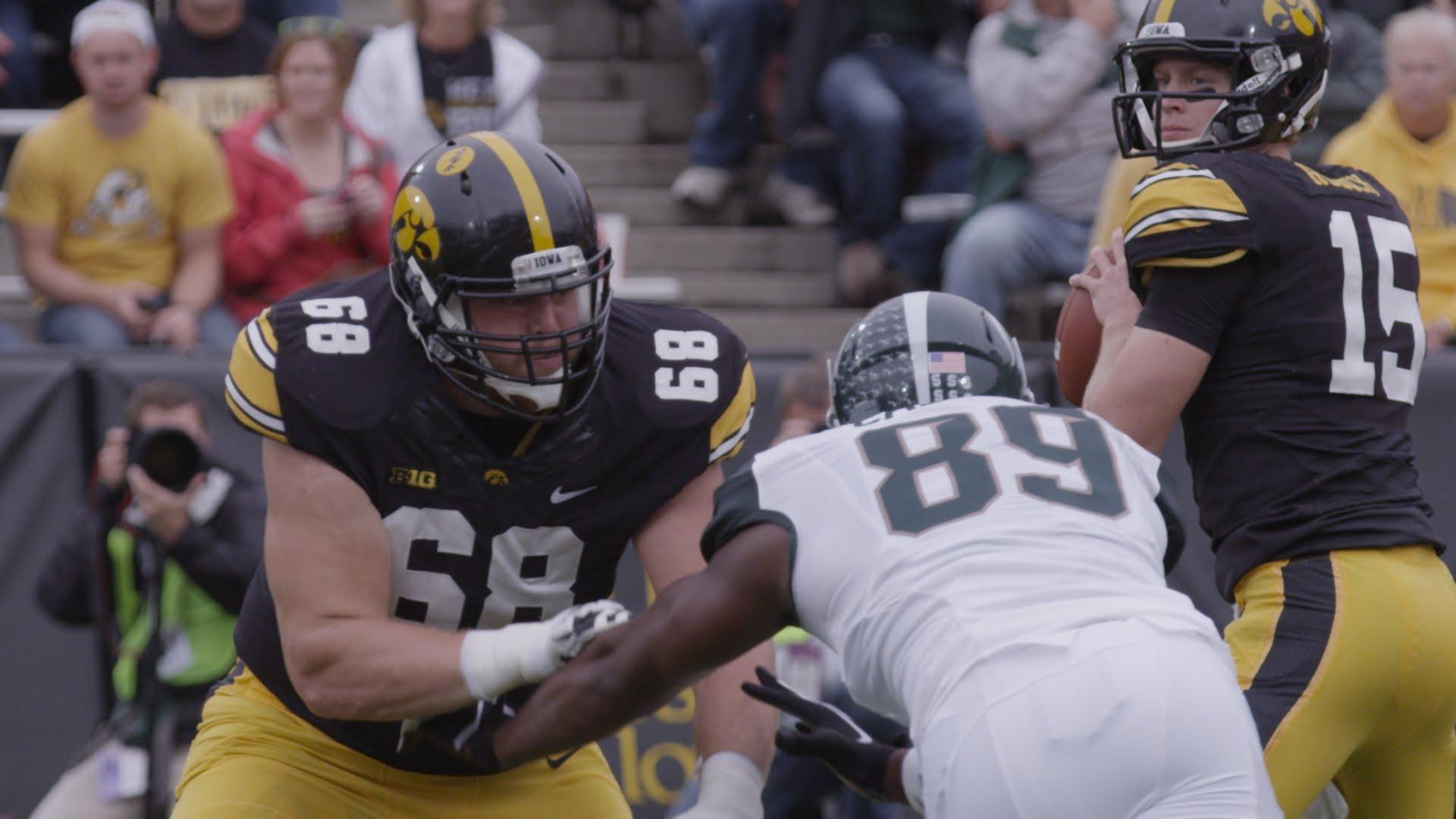 Fanatics View Draft Profile: Brandon Scherff (OT - Iowa)
