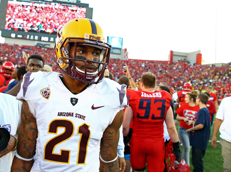 Fanatics View Draft Profile: Jaelen Strong (WR - Arizona State)