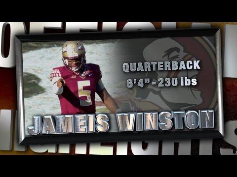 Fanatics View Draft Profile: Jameis Winston (QB - Florida State)