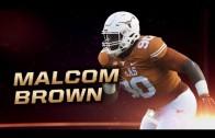 Fanatics View Draft Profile: Malcolm Brown (DT – Texas)