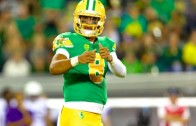 Fanatics View Draft Profile: Marcus Mariota (QB – Oregon)