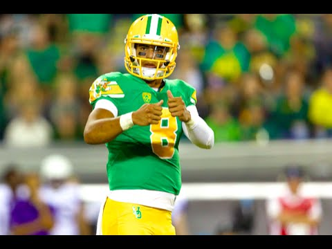 Fanatics View Draft Profile: Marcus Mariota (QB - Oregon)