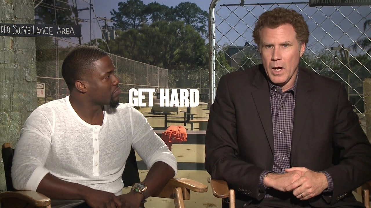 Kevin Hart & Will Ferrell discuss the hardest positions to play in sports
