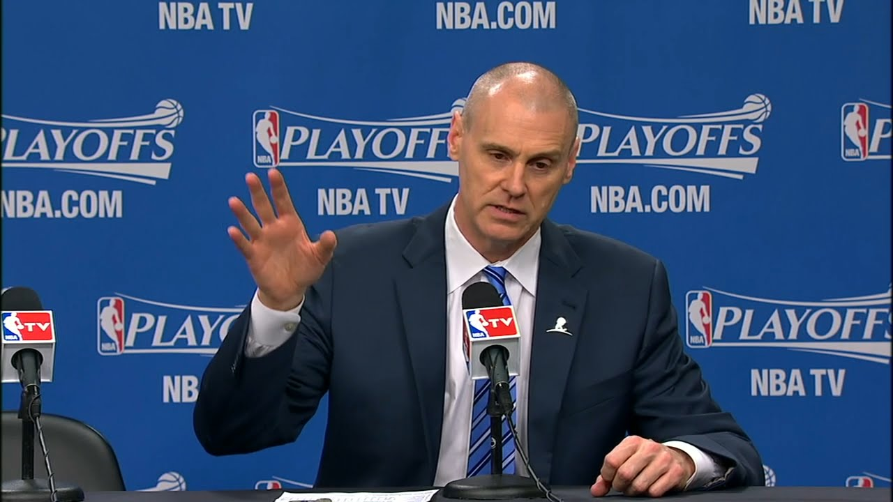 Rick Carlisle critical of the officiating in Game 3