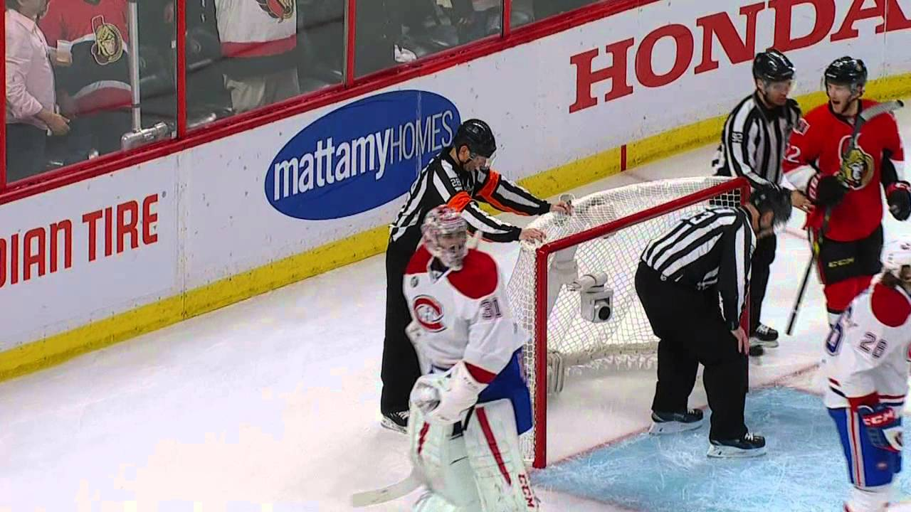 Senators fans furious after blown call