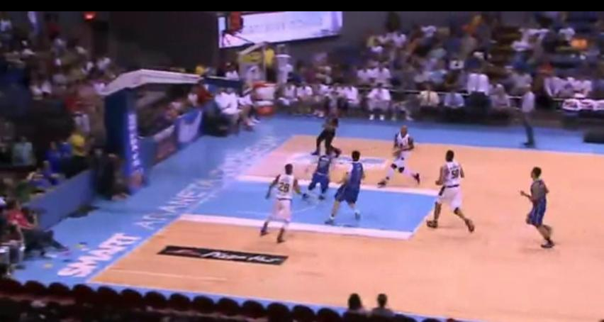 Fanatics View Athlete: James Forrester alley-oop pass to Liam McMorrow
