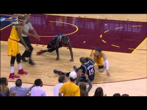 Al Horford's flagrant 2 foul from Game 3 of the ECF