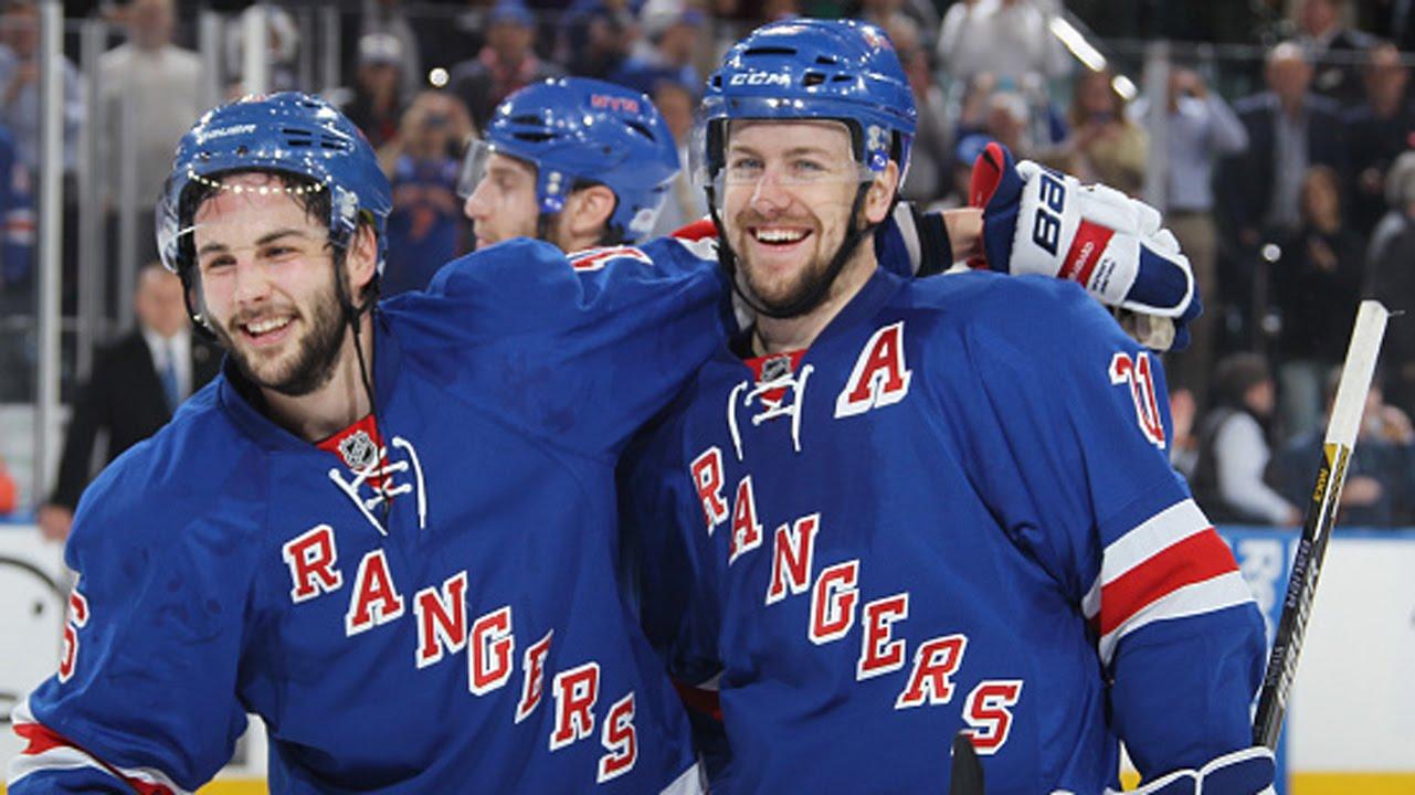Derek Stepan wins Game 7 in overtime for Rangers