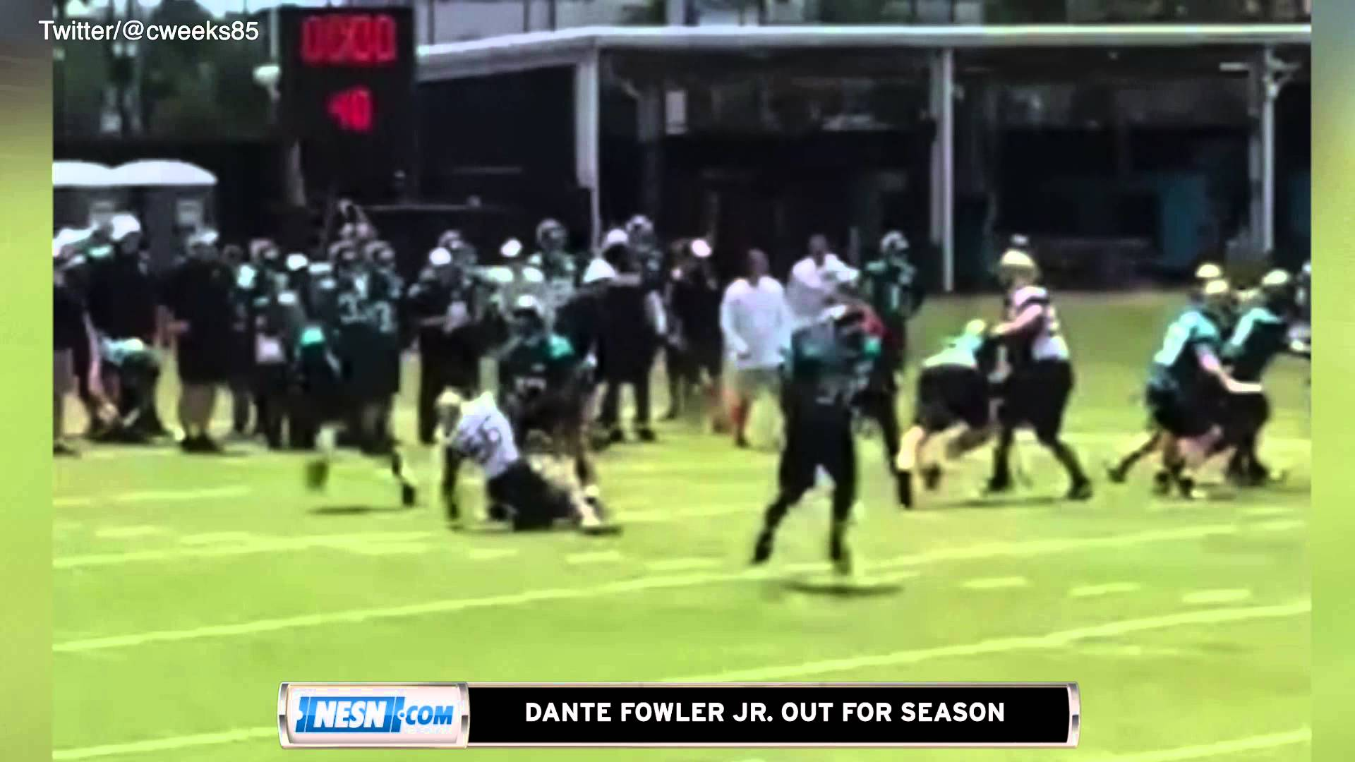 Jags rookie Dante Fowler tears his ACL in first day of mini-camps