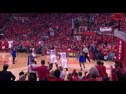James Harden hits 85 foot shot but it doesn't count