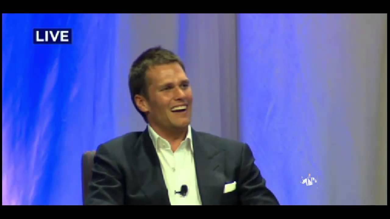 Tom Brady addresses NFL Deflate-Gate report