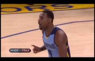 Tony Allen reminds you that he is first team all-defense