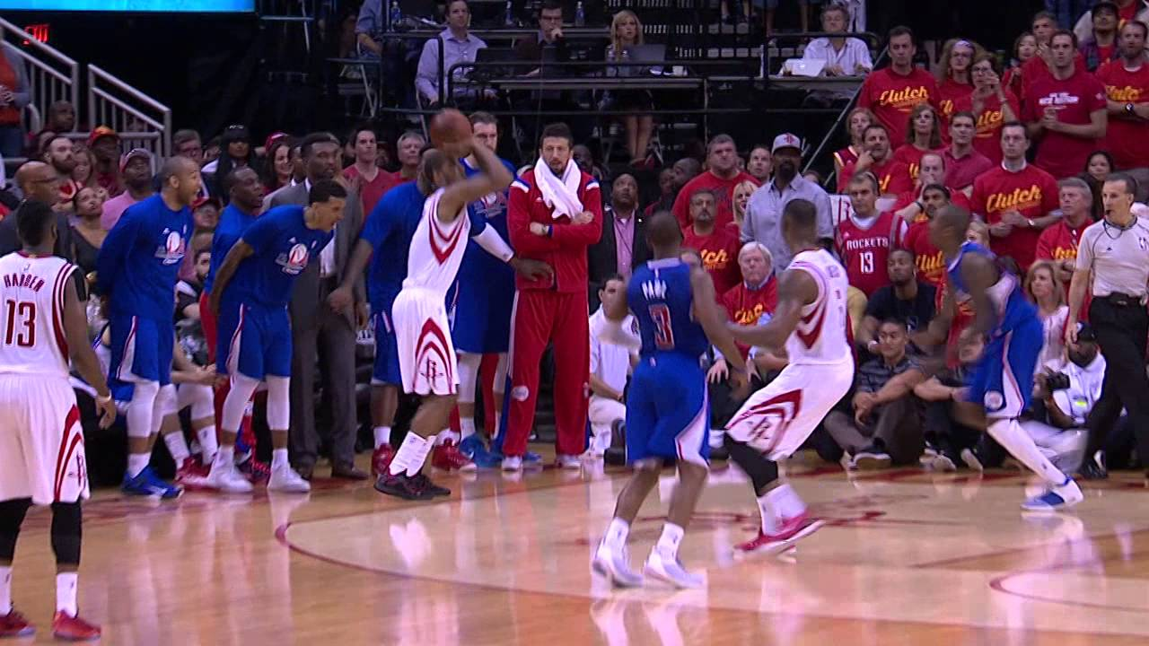 Trevor Ariza nails the dagger versus the Clippers in Game 7