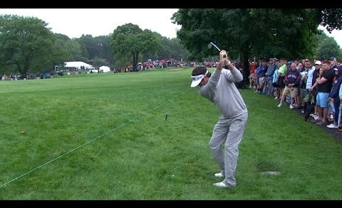 Bubba Watson rips spectator for telling him what club he should hit