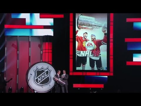 Patrick Kane & Jonathan Toews to appear on NHL 2016 cover