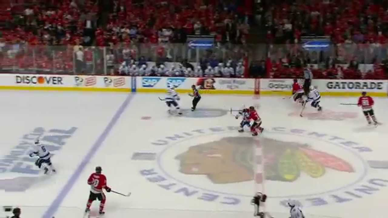 Patrick Kane's clutch one-timer seals the deal