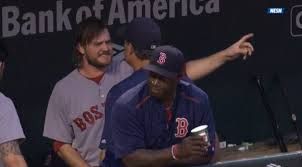 Wade Miley & John Farrell get into a heated exchange in Baltimore